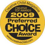 E-Z Balloon Kit - Creative Child Magazine 2009 Preferred Choice Award