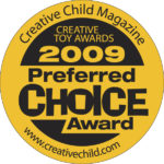 E-Z Balloon Kit - Creative Child Magazine 2009 Preferred Choice Award